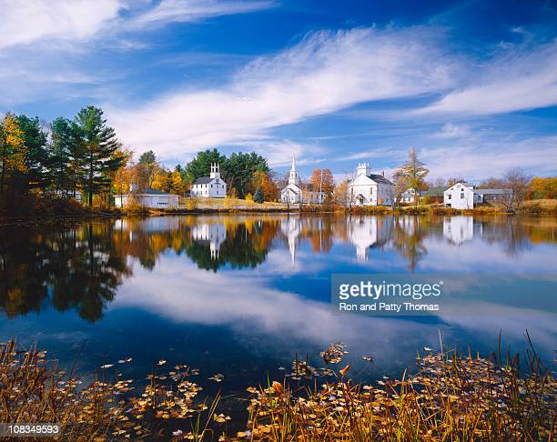 Autumn In New Hampshire