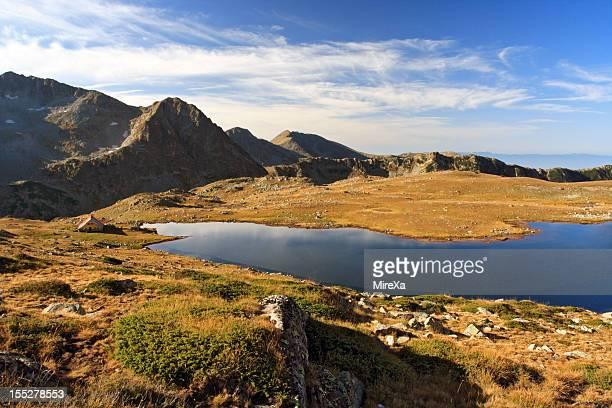 Autumn in Pirin mountain