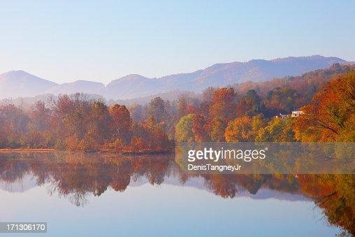 Autumn in the Appalachians