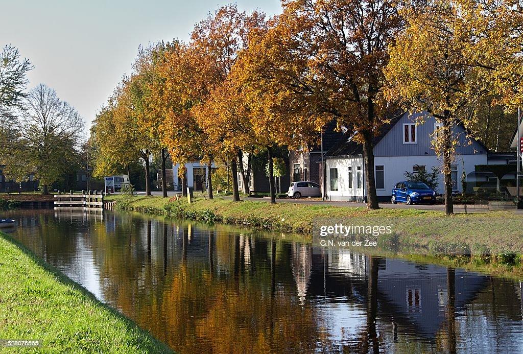 Autumn mood in Drenthe