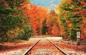 Autumn New England