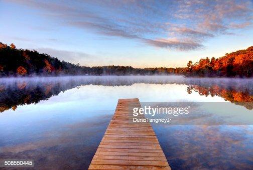 Autumn on the South Shore Region of Massachusetts