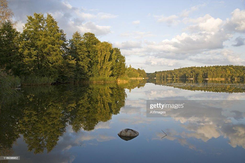 Autumn on the Stockholm archipelago