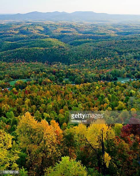 Autumn, Ozark Mountains, Arkansas