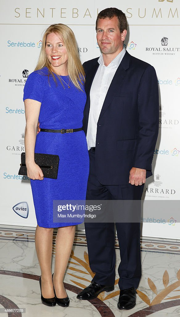 <a gi-track='captionPersonalityLinkClicked' href=/galleries/search?phrase=Autumn+Phillips&family=editorial&specificpeople=728048 ng-click='$event.stopPropagation()'>Autumn Phillips</a> and <a gi-track='captionPersonalityLinkClicked' href=/galleries/search?phrase=Peter+Phillips&family=editorial&specificpeople=160043 ng-click='$event.stopPropagation()'>Peter Phillips</a> attend the Sentebale Summer Party at the Dorchester Hotel on May 7, 2014 in London, England.