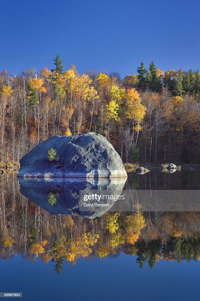 Autumn Quebec : Stock Photo