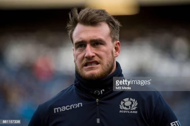 Autumn Test Scotland v Australia Murrayfield Stadium Edinburgh Midlothian UK 'Scotland thrashed Austrtalia by 53 points to 24 in their 3rd and final...