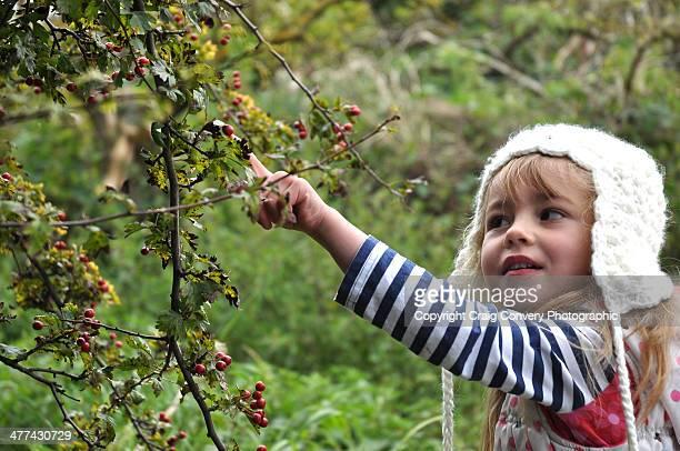 Autumn time aged 4