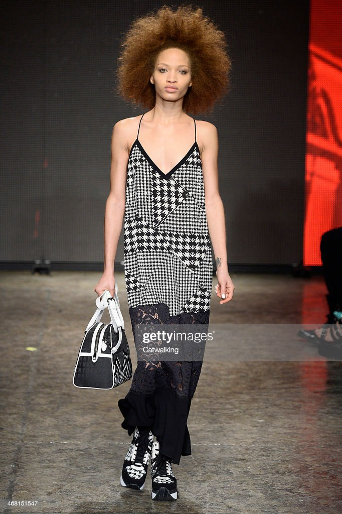 Autumn Winter 2014 fashion show during New York Fashion Week on February 9, 2014 in New York, United States.