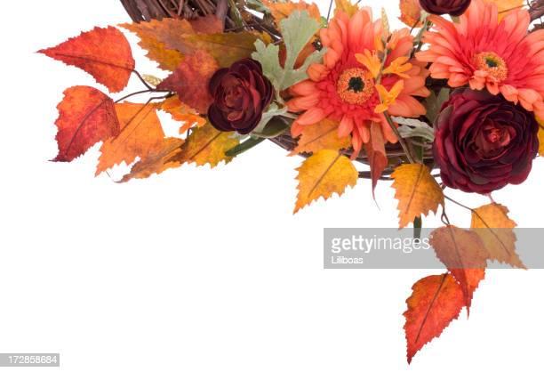 Automne Couronne florale (XXL