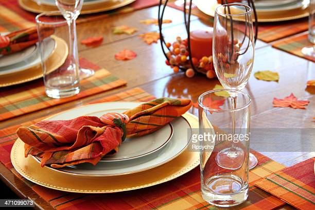 Automne de Table