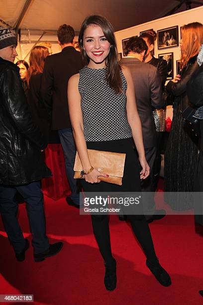Ava Celik attends the Bild 'Place to B' Party during the 64th Berlinale International Film Festival on February 8 2014 in Berlin Germany