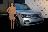 Ava DelucaVerley attends the Los Angeles Modernism Show Sale Opening Night Party to benefit PS Arts Presented by Jaguar Land Rover a proud firstyear...