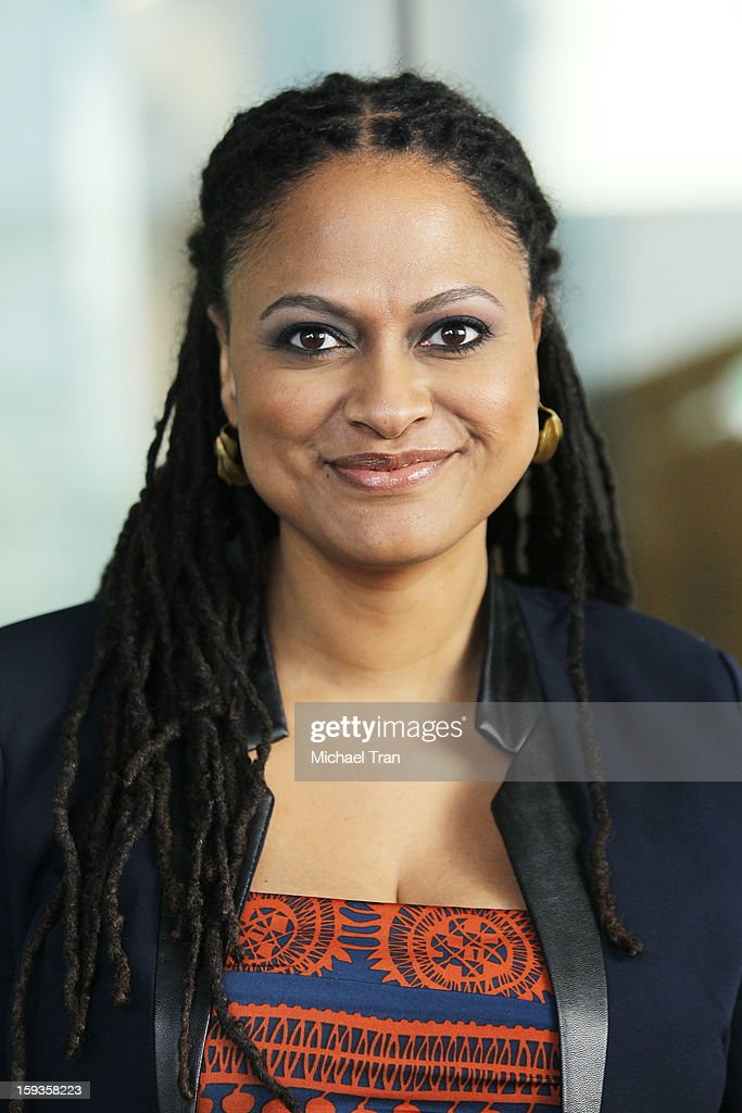 Ava DuVernay arrives at the 2013 Film Independent Filmmaker Grant And Spirit Award nominees brunch held at BOA Steakhouse on January 12, 2013 in West Hollywood, California.