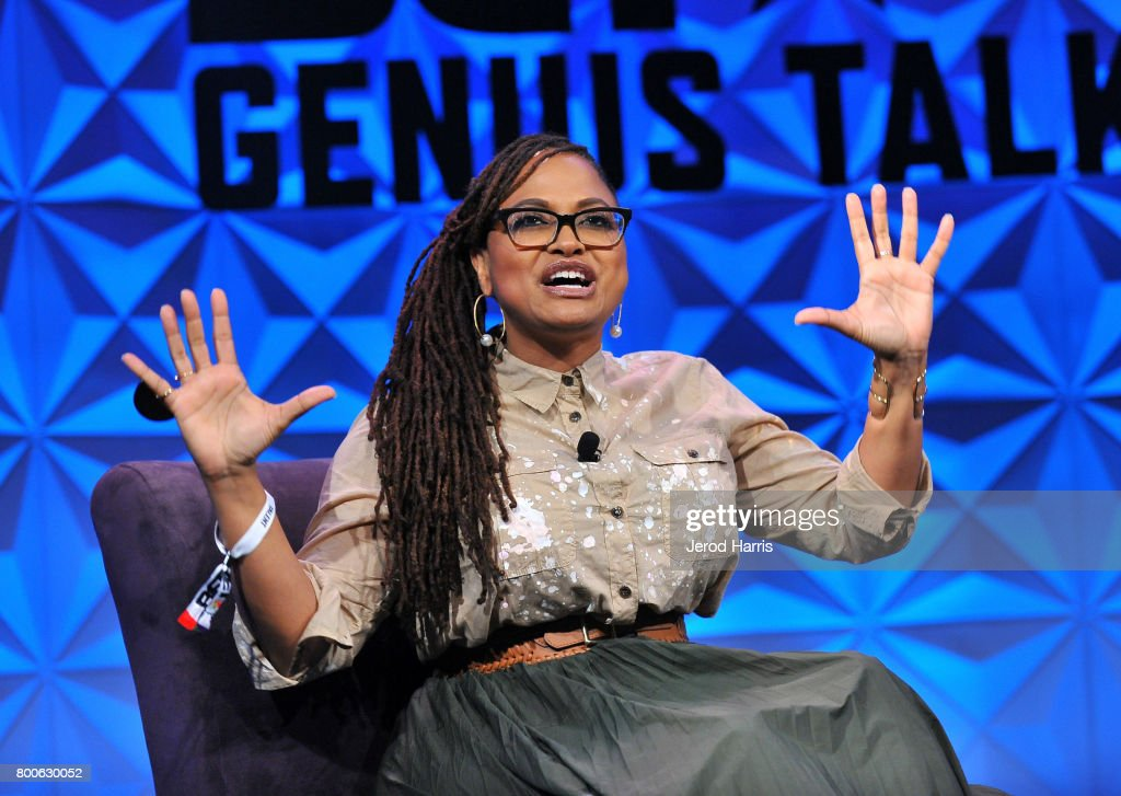 Ava DuVernay at day one of Genius Talks, sponsored by AT&T, during the 2017 BET Experience at Los Angeles Convention Center on June 24, 2017 in Los Angeles, California.