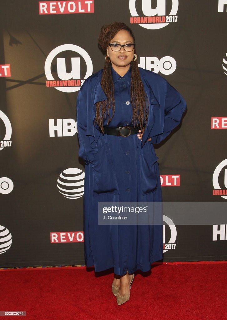 Ava DuVernay attends the 21st Annual UrbanWorld Film Festival at AMC Empire 25 theater on September 20, 2017 in New York City.