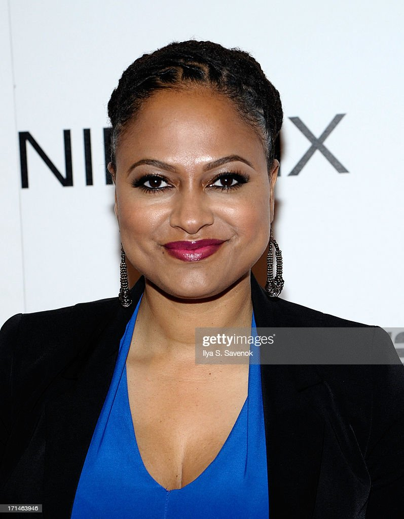 Ava DuVernay attends 'Venus Vs' and 'Coach' New York Special Screenings at Paley Center For Media on June 24 2013 in New York City