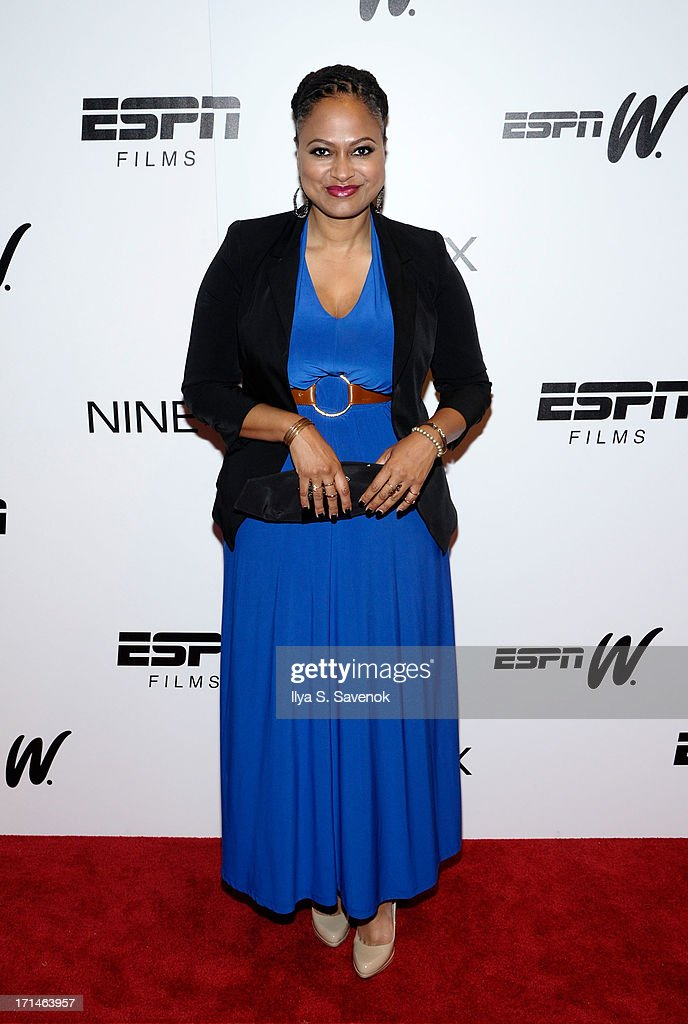 Ava DuVernay attends 'Venus Vs.' and 'Coach' New York Special Screenings at Paley Center For Media on June 24, 2013 in New York City.