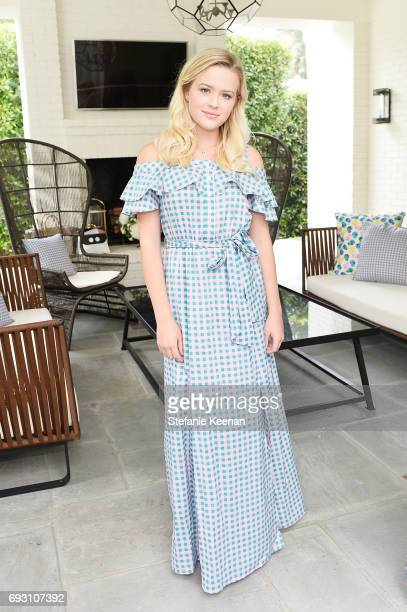 Ava Elizabeth Phillippe attends NETAPORTER x Draper James Event on June 6 2017 in Beverly Hills California