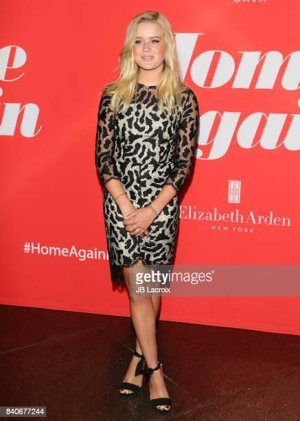 Ava Elizabeth Phillippe attends the premiere of Open Road Films' 'Home Again' on August 29 2017 in Los Angeles California
