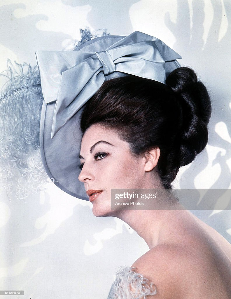 <a gi-track='captionPersonalityLinkClicked' href=/galleries/search?phrase=Ava+Gardner&family=editorial&specificpeople=93109 ng-click='$event.stopPropagation()'>Ava Gardner</a> in publicity portrait for the film '55 Days At Peking', 1963.