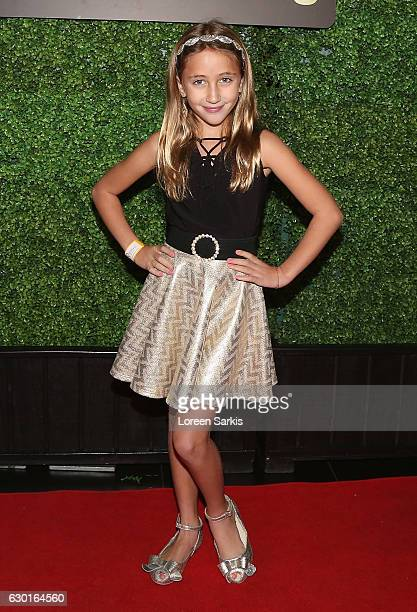 Ava Kolker attends 'Dance For Kids Holiday Party' presented by Children's Miracle Network Hospitals at Avalon Hollywood on December 17 2016 in Los...