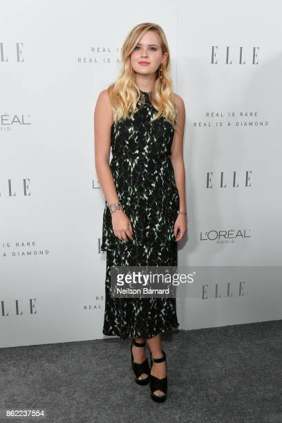 Ava Phillippe attends ELLE's 24th Annual Women in Hollywood Celebration presented by L'Oreal Paris Real Is Rare Real Is A Diamond and CALVIN KLEIN at...