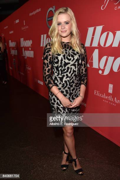 Ava Phillippe attends the premiere of Open Road Films' 'Home Again' at the Directors Guild of America on August 29 2017 in Los Angeles California