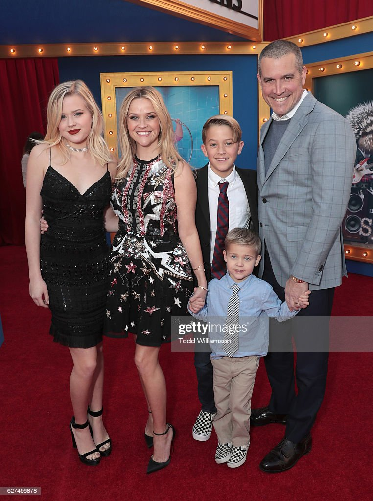 "Premiere Of Universal Pictures' ""Sing"" - Red Carpet"