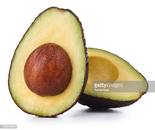 Avacado Isolated