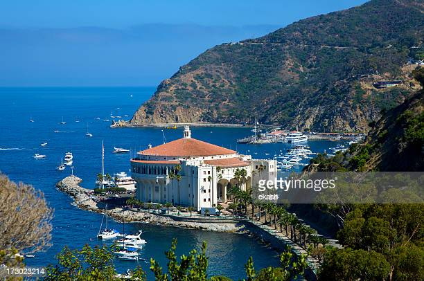 Catalina island stock photos and pictures getty images for Catalina bay
