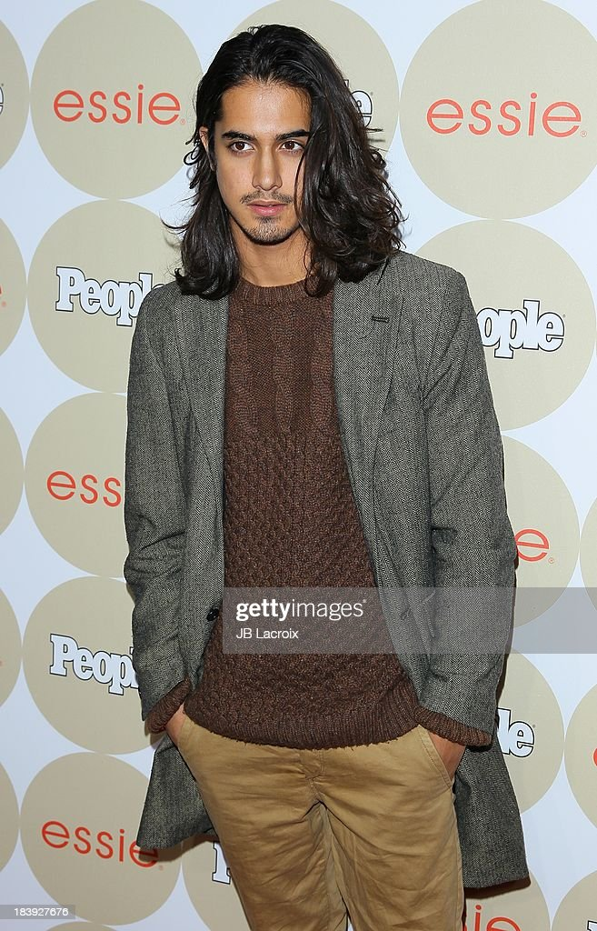 Avan Jogia attends the People's One To Watch Event held at Hinoki & The Bird on October 9, 2013 in Los Angeles, California.