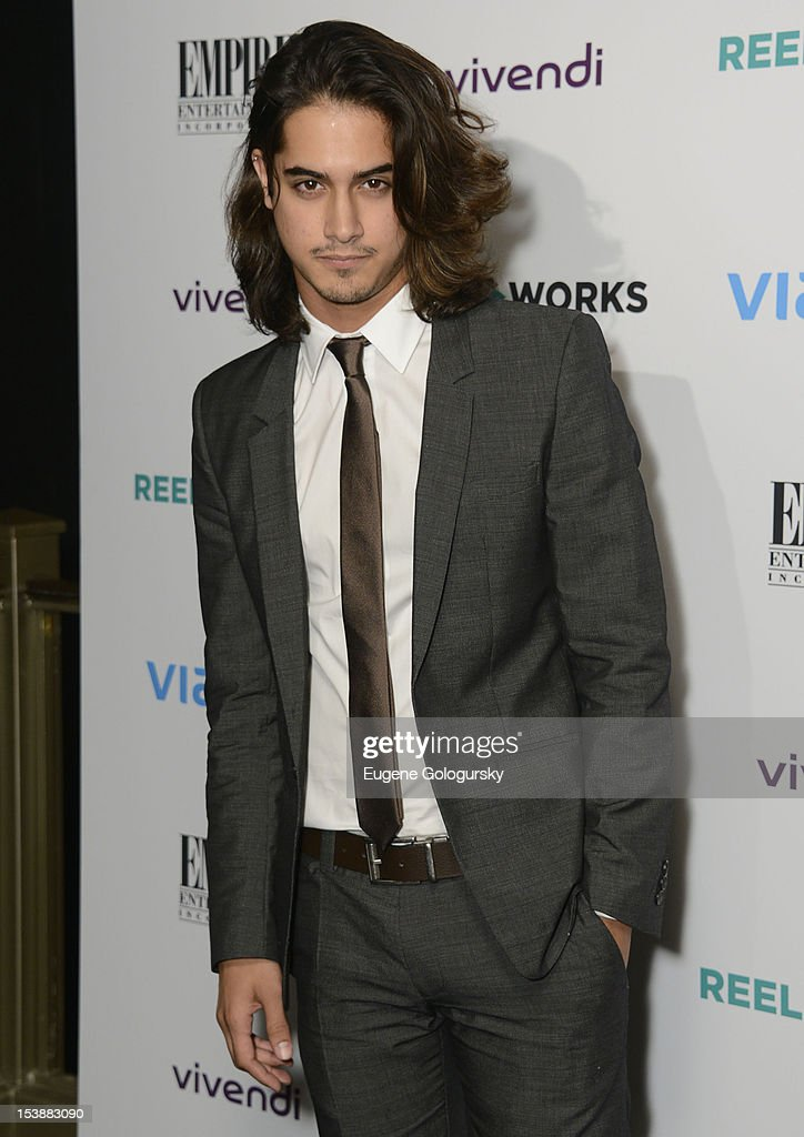Avan Jogia attends the Reel Works 2012 Gala Benefit at The Edison Ballroom on October 10, 2012 in New York City.