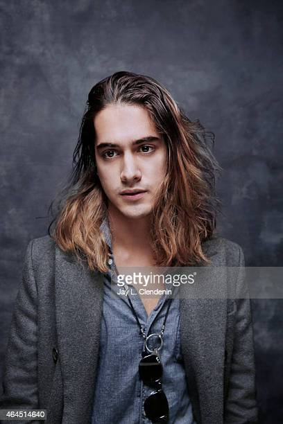 Avan Jogia is photographed for Los Angeles Times at the 2015 Sundance Film Festival on January 24 2015 in Park City Utah PUBLISHED IMAGE CREDIT MUST...