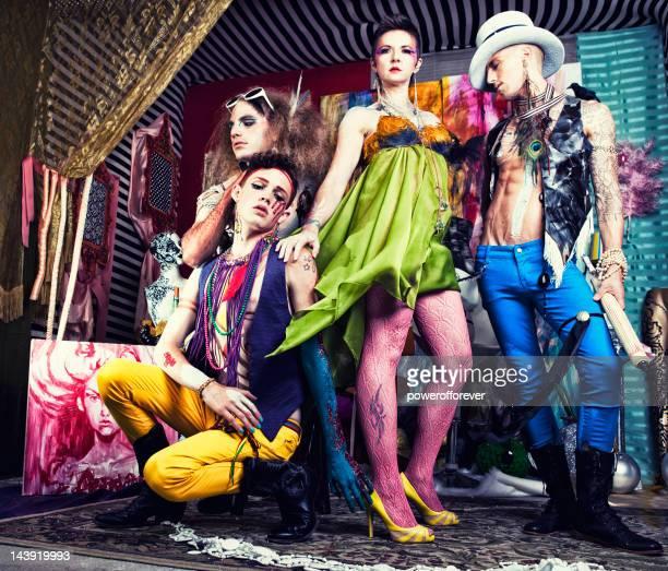 Avant-Garde Fashion