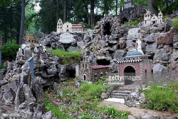 Ave Maria Grotto Cullman Alabama