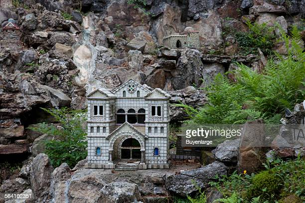 Ave Maria Grotto Cullman Alabama