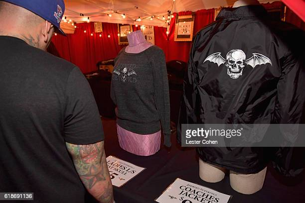 Avenged Sevenfold Groundbreaking Global VR Event Live at Iconic Capitol Records Building Band SurpriseReleased New Album The Stage Immediately...