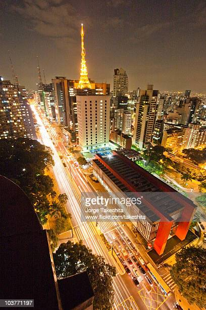 Avenida Paulista - Sentido Consolacao