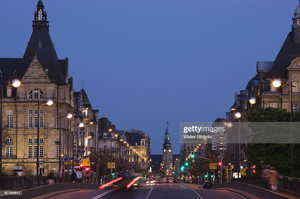 Luxembourg City - small, wealthy with a population of 600,000 has the 2nd lowest stress levels.