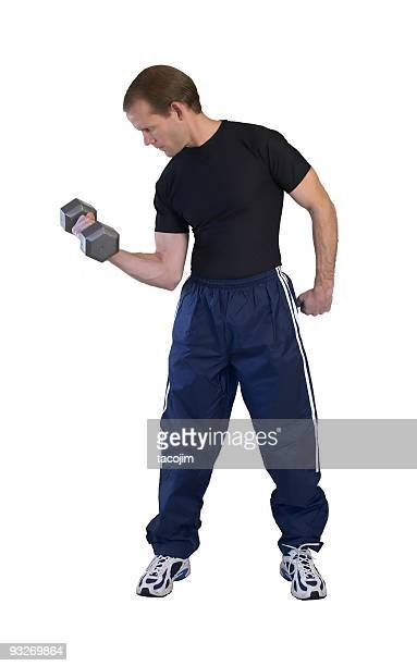 Average Joe - Working Out