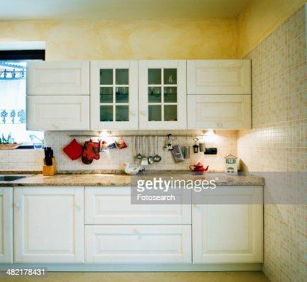 Average kitchen in Italy