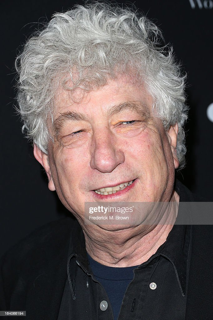 Avi Lerner, Co-founder/Chairman/Producer/Millennium Films, attends the Premiere of FilmDistrict's 'Olympus Has Fallen' at the ArcLight Cinemas Cinerama Dome on March 18, 2013 in Hollywood, California.