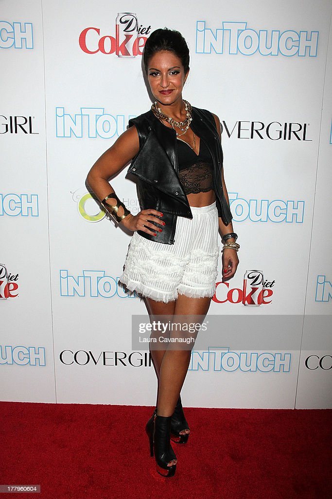 Avian attends In Touch Weekly's 2013 Icons & Idols event at FINALE Nightclub on August 25, 2013 in New York City.