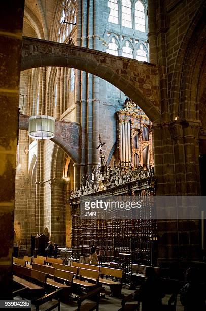 Avila, Cathedral