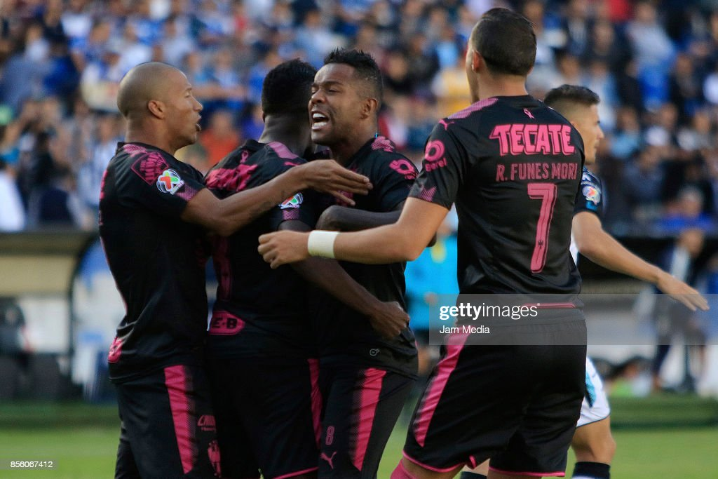 Queretaro v Monterrey - Torneo Apertura 2017 Liga MX