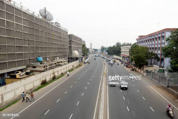 Avinashi road, national highway 47, Coimbatore, Tamil Nadu, India