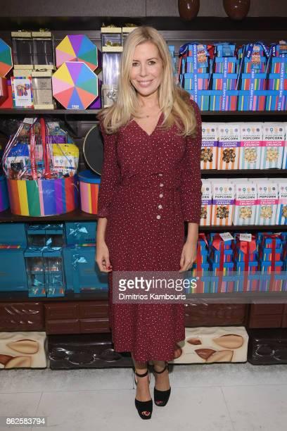 Aviva Drescher attends as Dylan Lauren celebrates the Sweet 16 of Dylan's Candy Bar on October 17 2017 in New York City