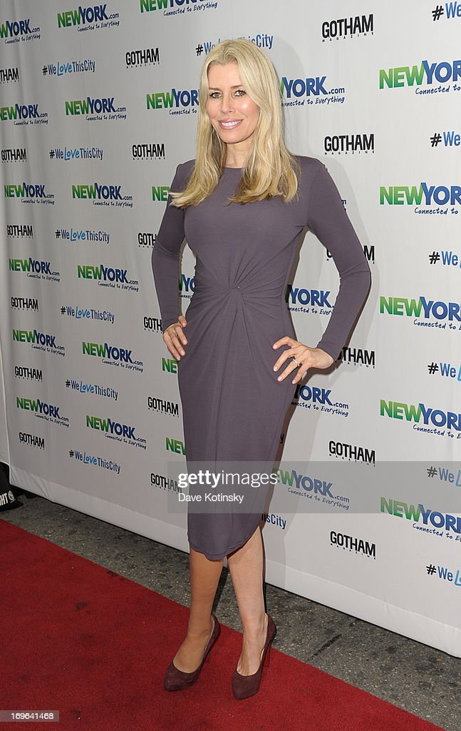 Aviva Drescher attends NEWYORK.COM 'Connected To Everything' Launch Party on May 29, 2013 in New York, United States.