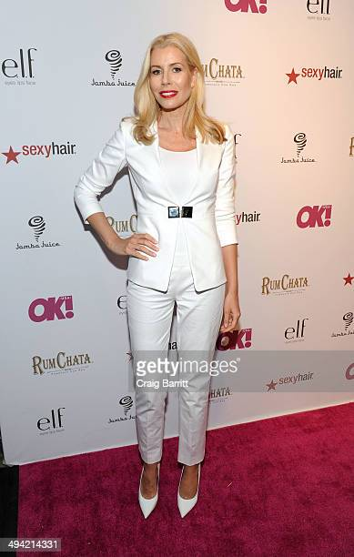 Aviva Drescher attends OK Magazine's 'So Sexy' NY party at Marquee on May 28 2014 in New York City